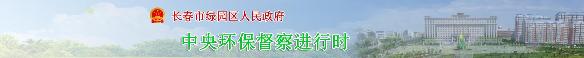 长春市绿园区人民政府